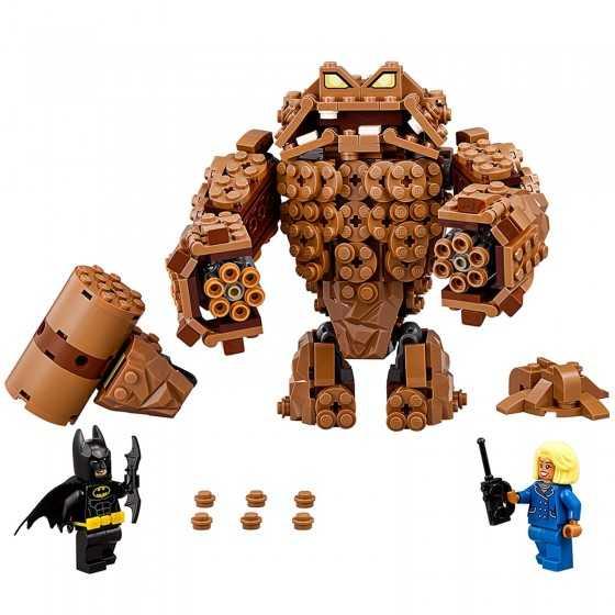 LEGO 70904 L'attaque de Gueule d'argile™