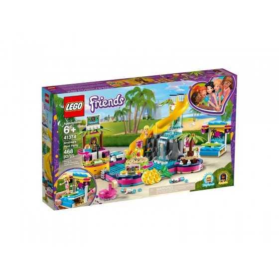 LEGO  41374 La soirée...