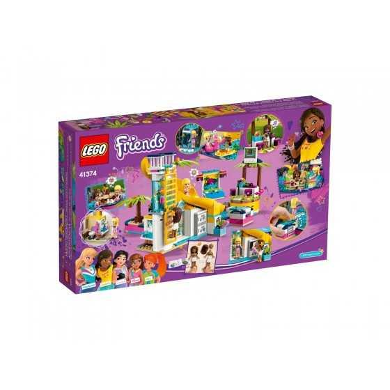 LEGO  41374 La soirée piscine d'Andréa