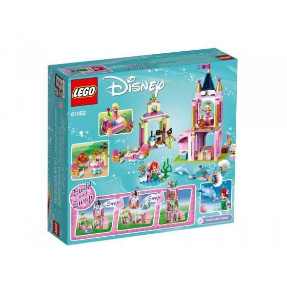 Lego 41162 La célébration royale d'Ariel, Aurore et Tiana