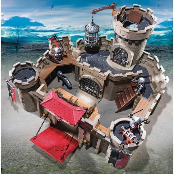 Playmobil 6001 Citadelle des chevaliers de l'Aigle