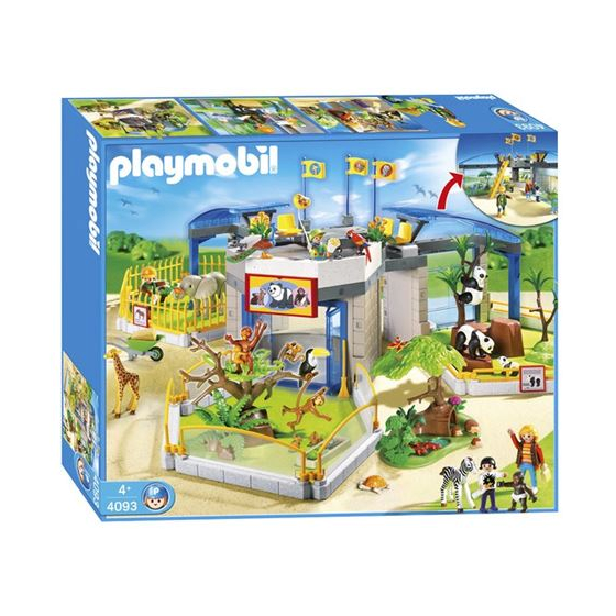 Playmobil 4093 Zoo des...