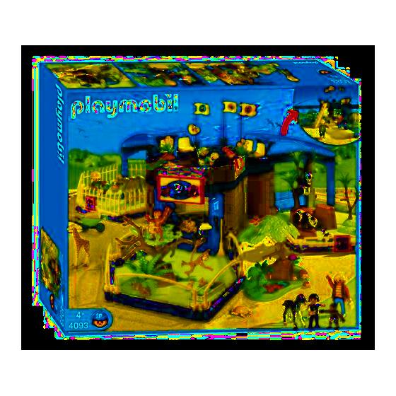 Playmobil 4093 Zoo des bébés animaux