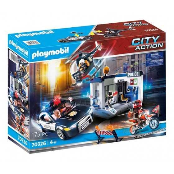 Playmobil 70326 Bureau de...