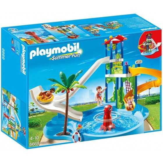 Playmobil 6669 Parc...