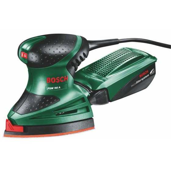 Ponceuse multifonction PSM 160 A - 160W - BOSCH