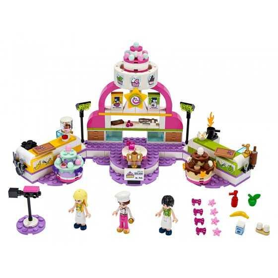 DESTOCKAGE LEGO 41393 Le concours de pâtisserie EMBALLAGE MOYEN
