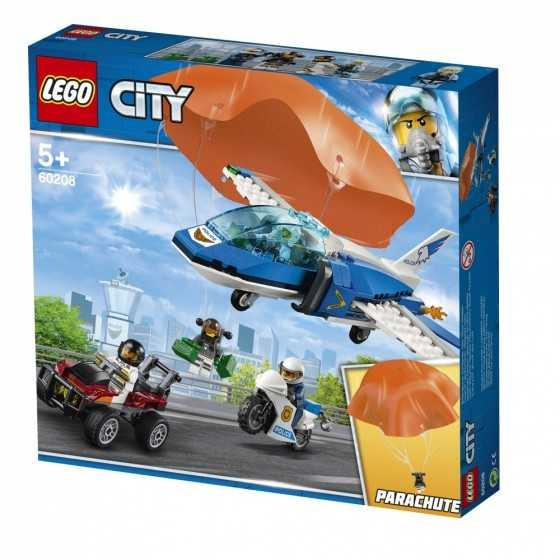 DESTOCKAGE LEGO L'arrestation en parachute - 60208
