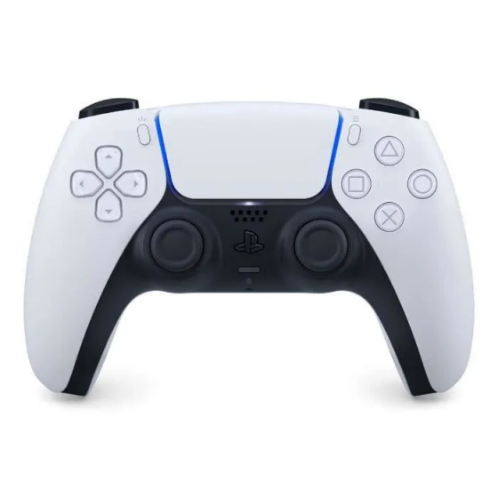 Manette PS5 DualSense Blanche/White - PlayStation Officiel