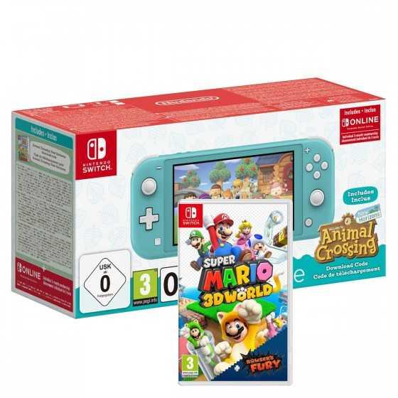 PACK Nintendo Switch Lite...