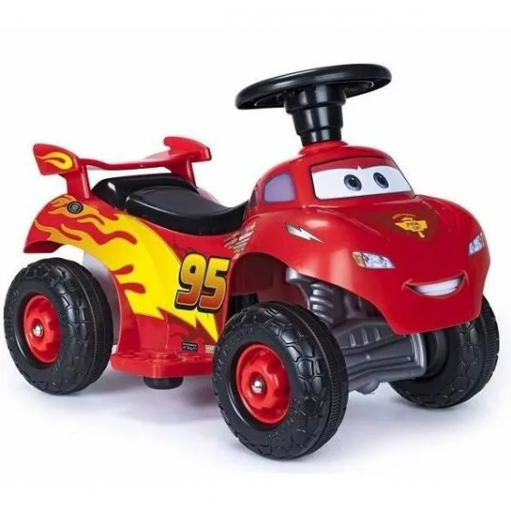 FEBER CARS Mini Quad Lightning McQueen 3
