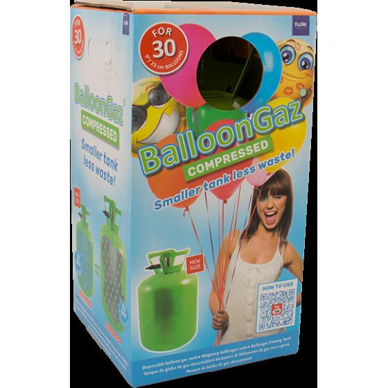 Réservoir d'hélium BalloonGaz 30