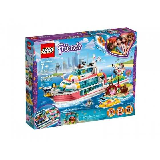 Lego 41381 Le bateau de...