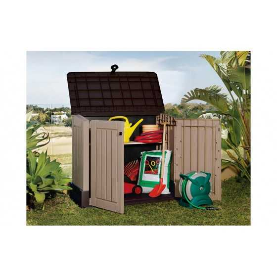 Keter Store It Out Midi Coffre de rangement 845 L