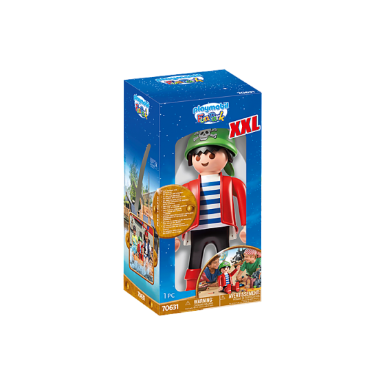 PLAYMOBIL XXL Pirate Rico