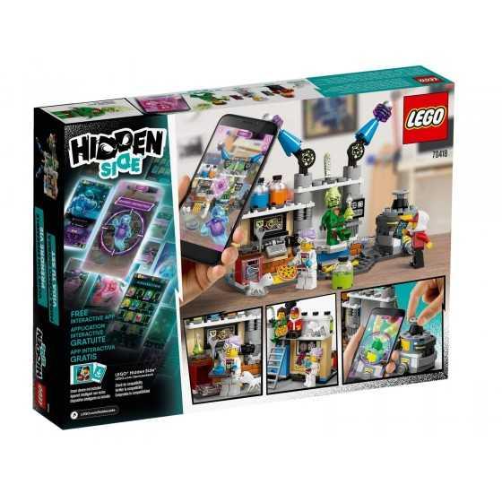 Lego 70418 Le laboratoire détecteur de fantômes