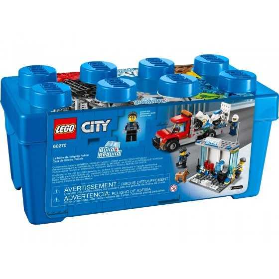 Lego 60270 La boîte de briques - Thème Police