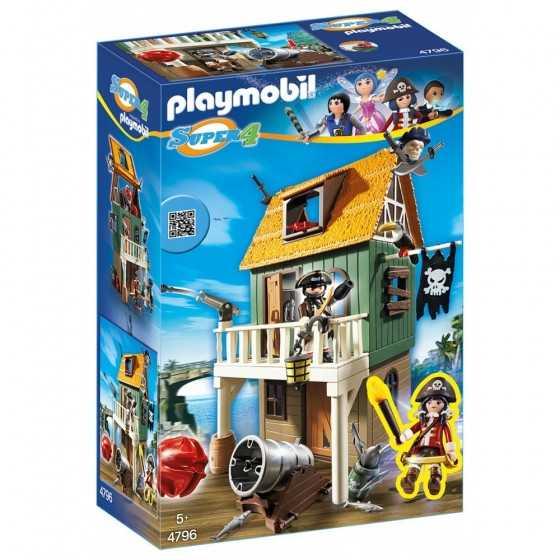 Playmobil 4796 Fort des...