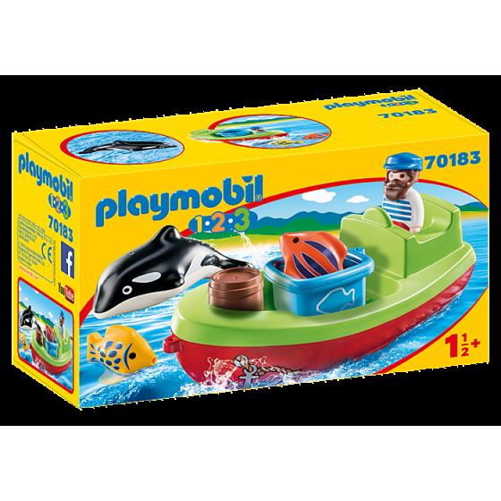 Playmobil 70183 Bateau et...