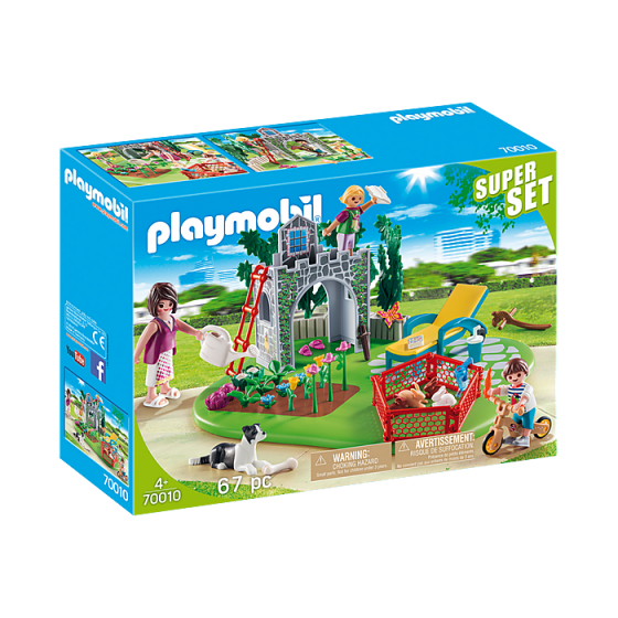 Playmobil 70010 SuperSet...