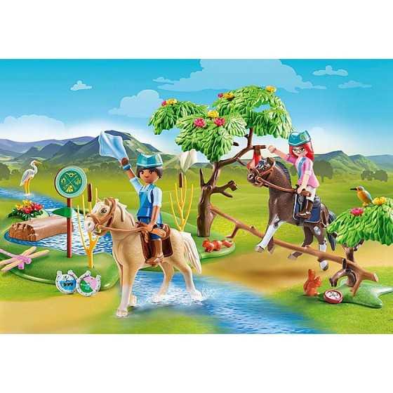 Playmobil 70330 Mare avec végétation