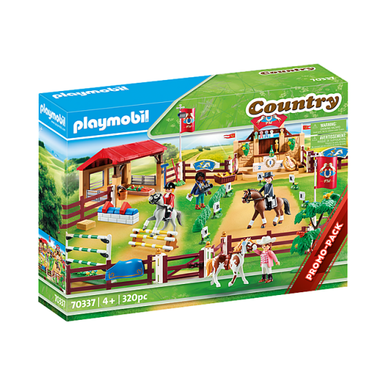 Playmobil 70337 Centre...