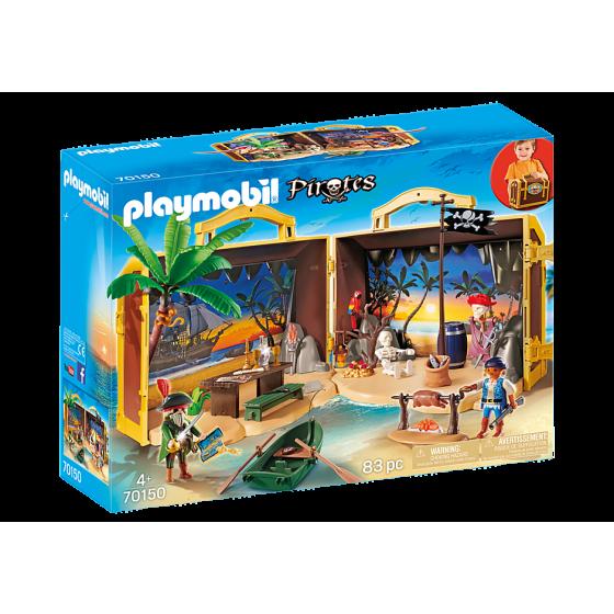 Playmobil 70150 Coffre des...