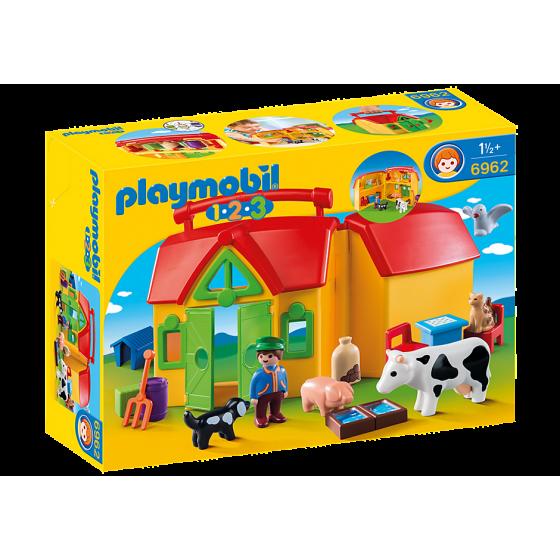 Playmobil 6962 Ferme...