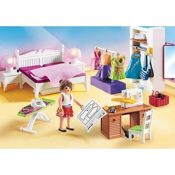 Playmobil 70208 Chambre avec espace couture