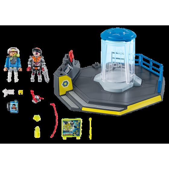 Playmobil 70009 SuperSet Agents de l'espace