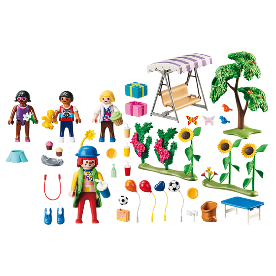 Playmobil 70212 Aménagement pour fête