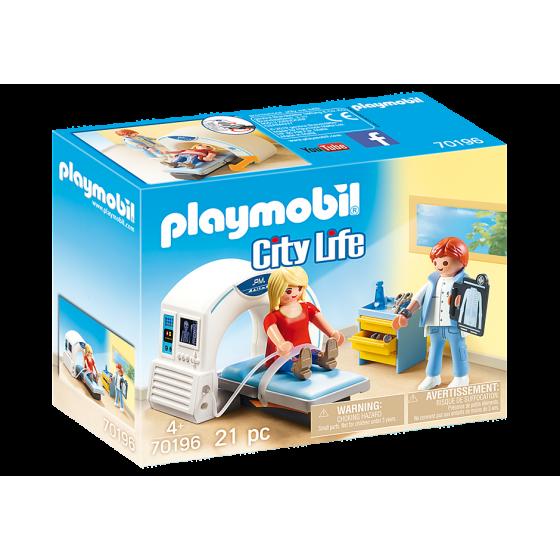 Playmobil 70196 Salle de...