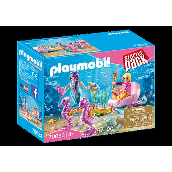 Playmobil 70033 StarterPack...