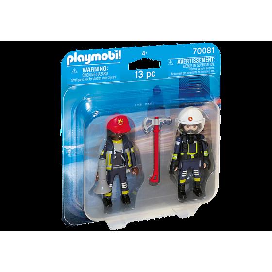Playmobil 70081 Pompiers...