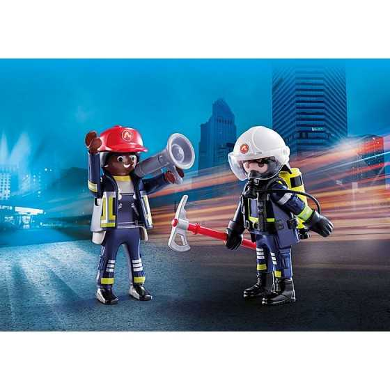 Playmobil 70081 Pompiers secouristes
