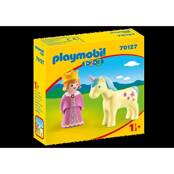 Playmobil 70127 Princesse...