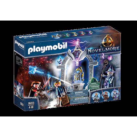 Playmobil 70223 Temple du...