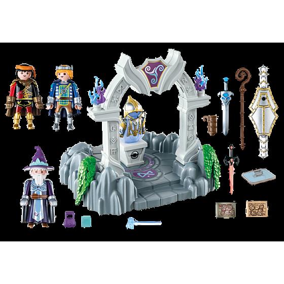 Playmobil 70223 Temple du temps