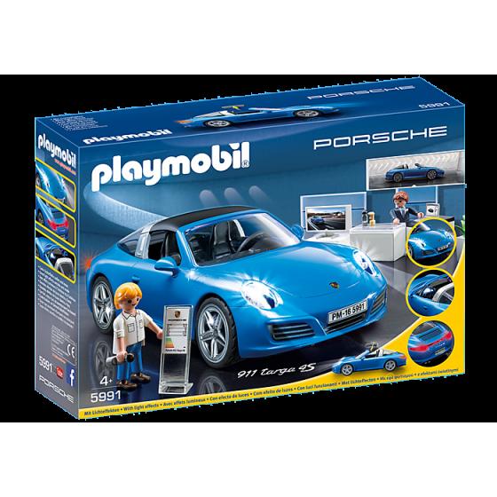 Playmobil 5991 Porsche 911...