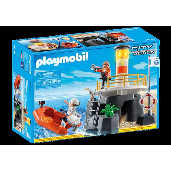 Playmobil 5626 Phare avec...