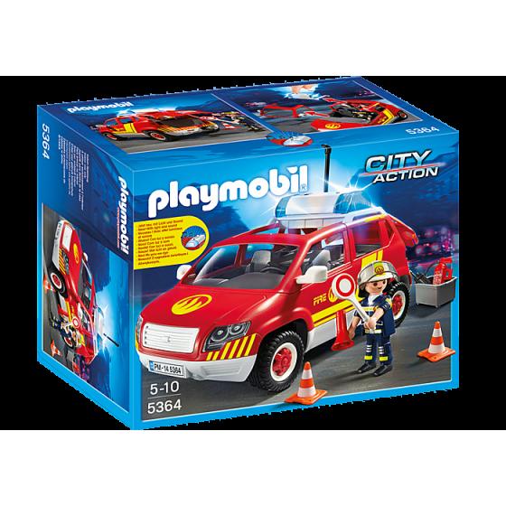 Playmobil 5364 Véhicule...