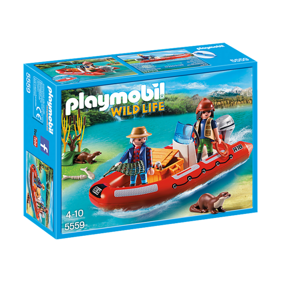 Playmobil 5559 Braconniers...