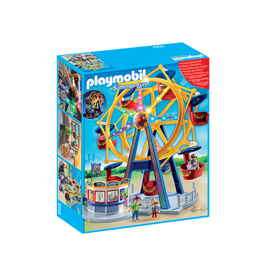 Playmobil 5552 Grande roue...