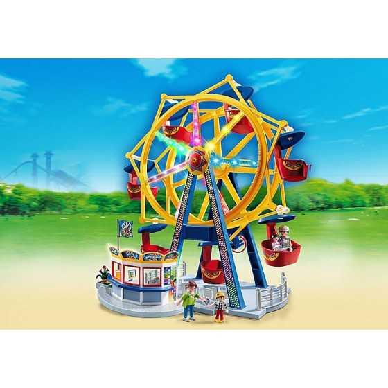 Playmobil 5552 Grande roue avec illuminations