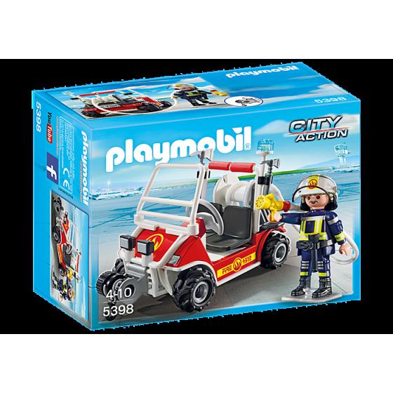Playmobil 5398 Chef des...
