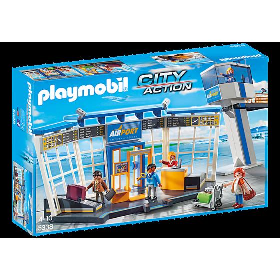 Playmobil 5338 Aéroport...