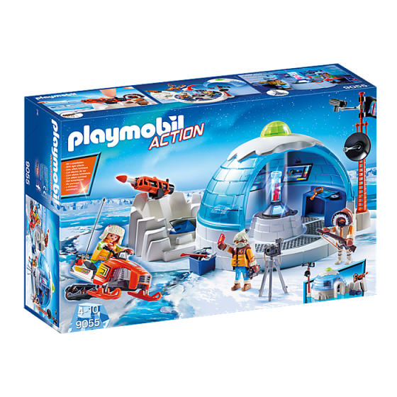 Playmobil 9055 Quartier...