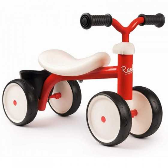 Porteur Rookie Rouge SMOBY