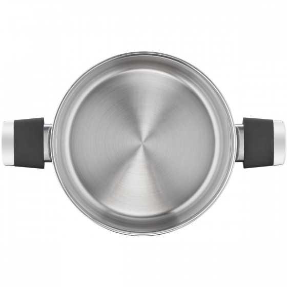 TEFAL Marmite induction inox EMOTION 22 cm - 5.2 litres