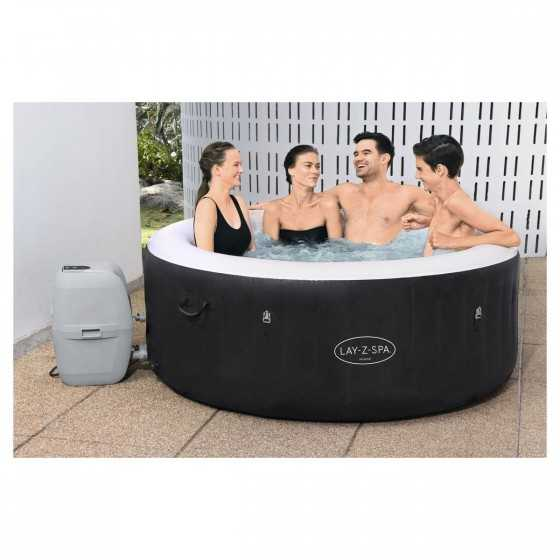 BESTWAY Spa gonflable rond Lay-Z-Spa® Miami